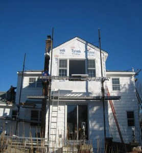 how to install vinyl dutchlap certainteed siding from alside nj