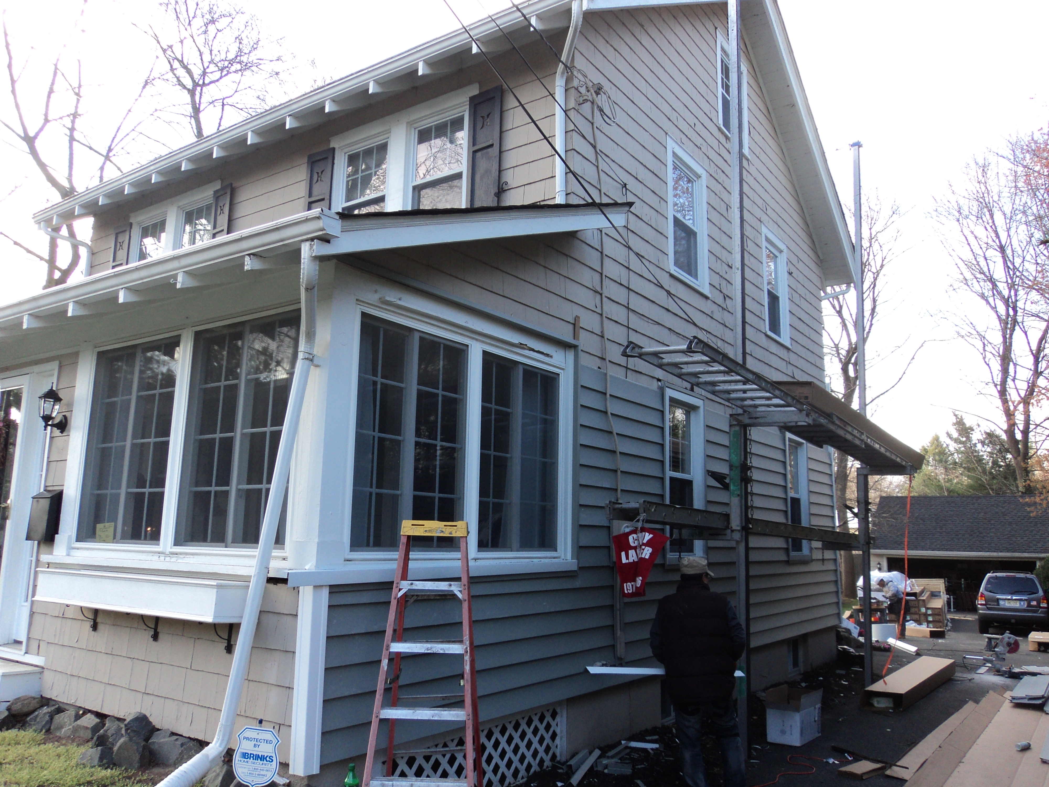 Average Vinyl Siding Installation Costs In Nj