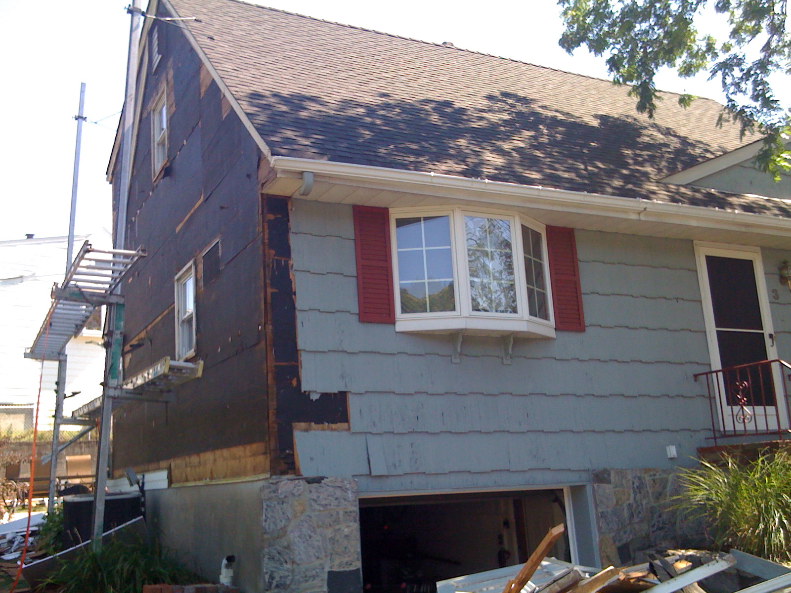 Vinyl siding material prices in bergen county nj for Types of house siding materials