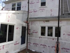 vinyl siding insulation