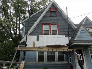 vinyl cedar shake siding shakes installation contractors in bergen county nj
