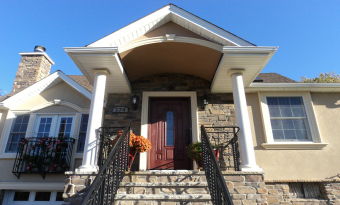 california stucco contractor in bergen count nj