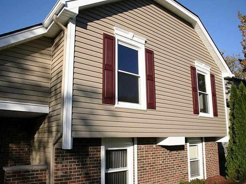 Maintenance free vinyl siding options for nj houses for New siding colors