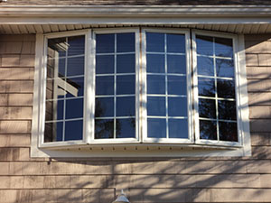 vinyl bow and bay window installation contractors in bergen county nj