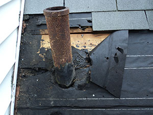 how to install roofing vents in bergen county nj gaf residential