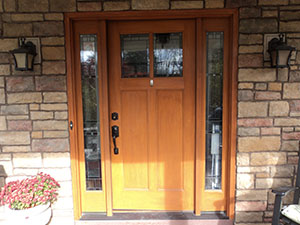 front door way entry installation contractors in essex county nj