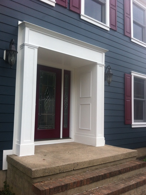 Installation Of Royal Celect Siding In Essex County Nj