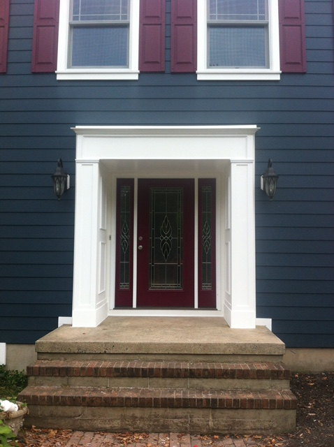 Installation Of Royal Celect Siding In Bergen County By A Professional New Je