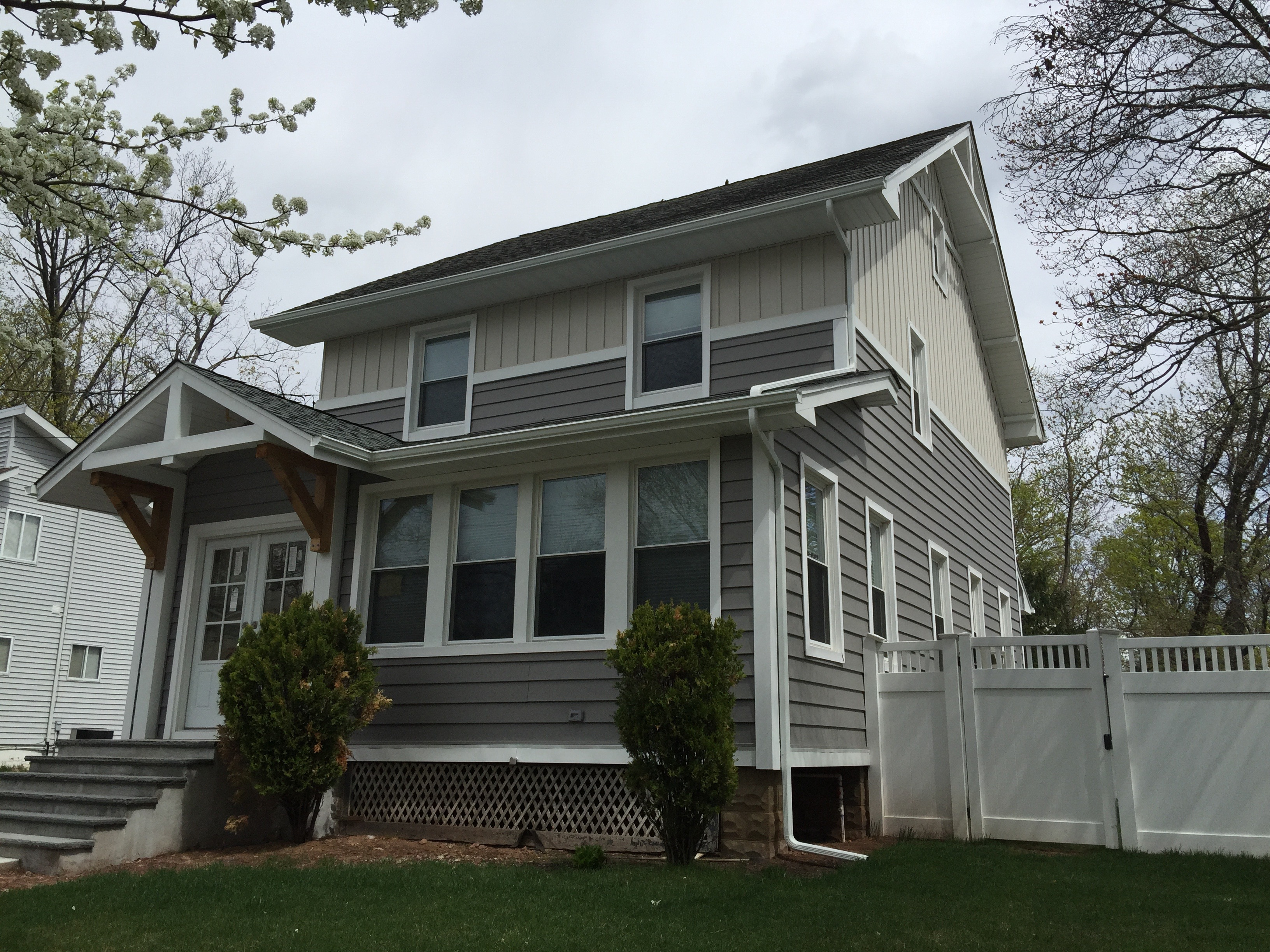 New jersey passaic county wayne - Crane Board Insulated Vinyl Siding Installation Contractor Nj New Jersey Foam Backed Passaic County Bergen Essex