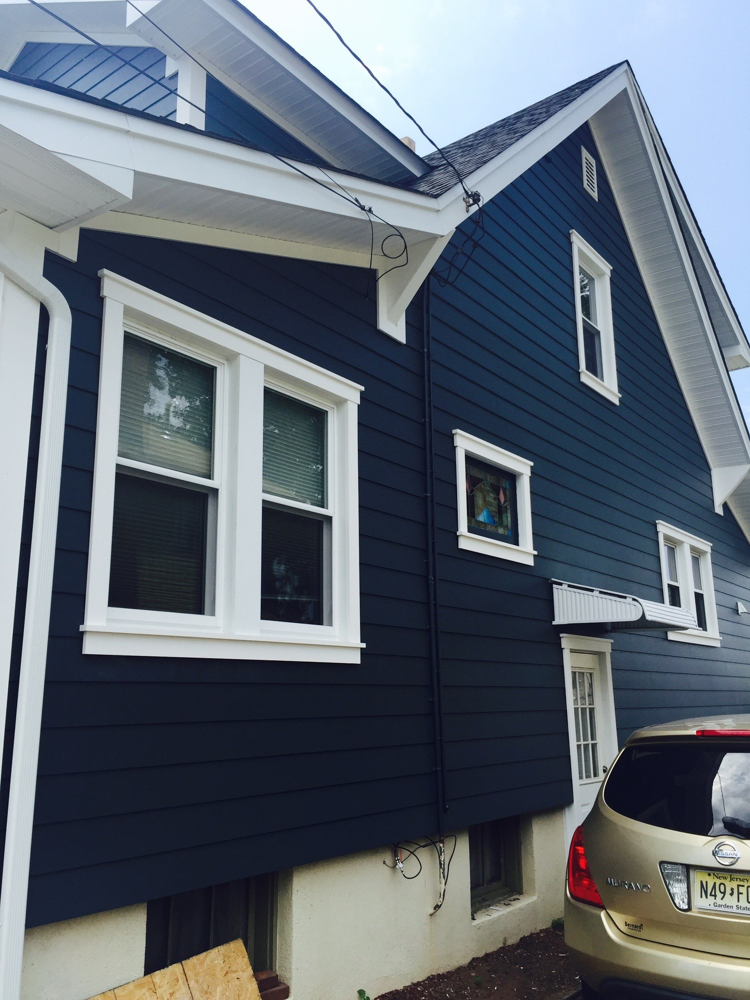 Union City Nj Crane Insulated Vinyl Siding 973 487 3704