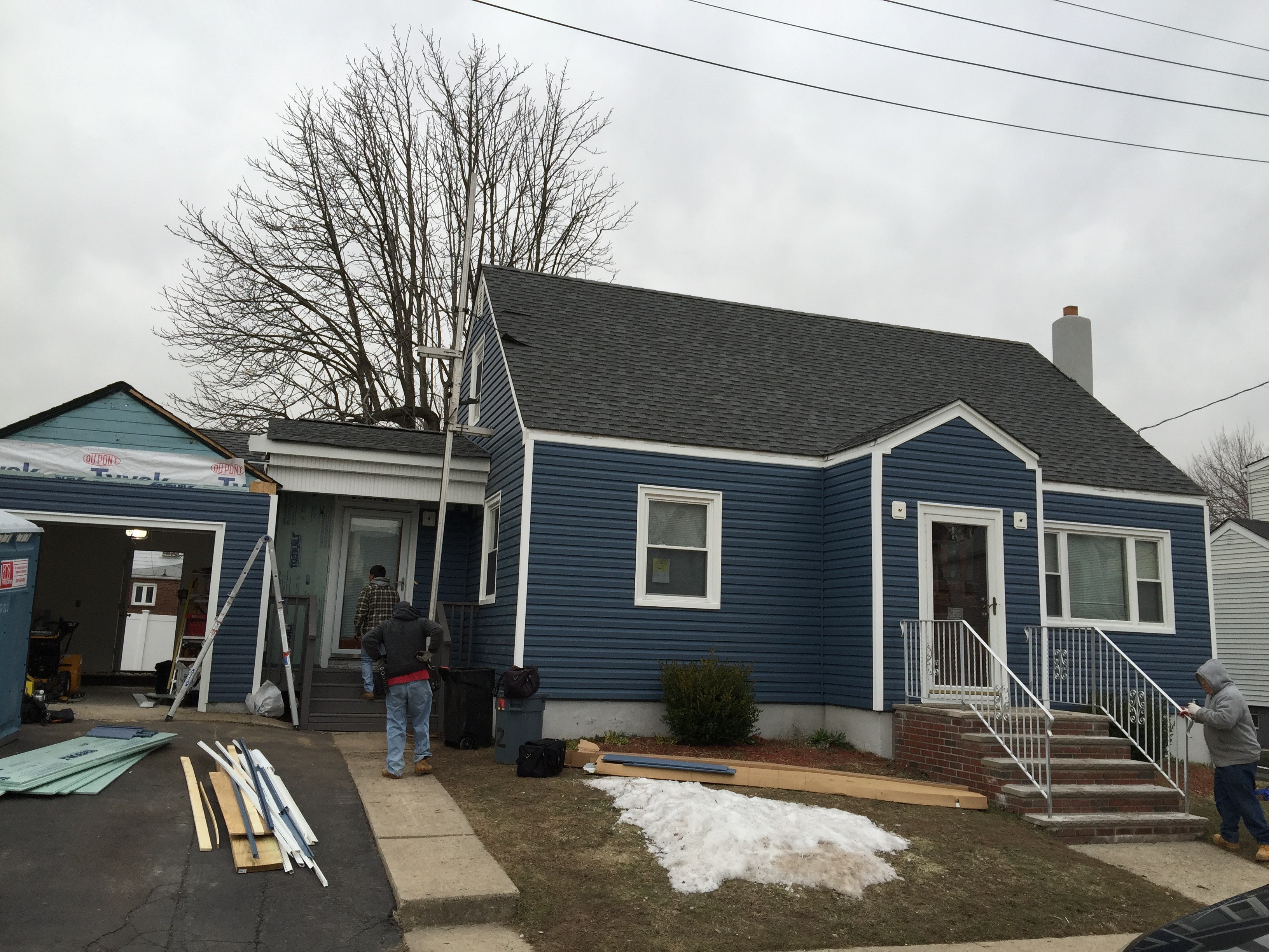 Harrington park nj crane board insulated siding 973 487 for What is 1 square of vinyl siding