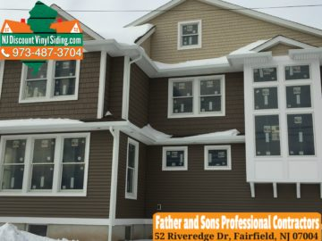 Exterior House Siding In New Jersey Affordable Nj Contractor
