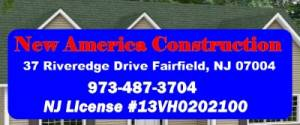 new america construction affordable siding, roofing and remodeling contractor in nj