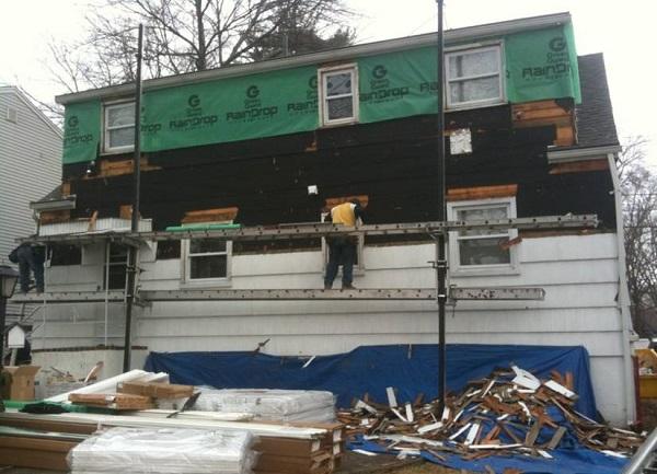 siding contractors nj